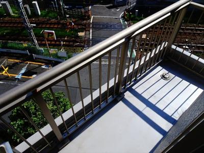 【バルコニー】東松原ハウス