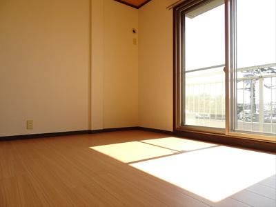 【寝室】東松原ハウス
