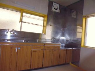 【キッチン】神子浜一戸建