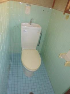 【トイレ】神子浜一戸建