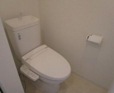 【トイレ】メゾン・ド・エスポワール