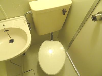 【トイレ】日神パレス永福町