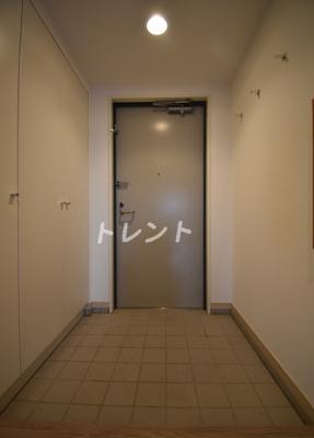 【玄関】豊洲シエルタワー