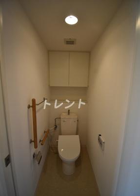 【トイレ】豊洲シエルタワー