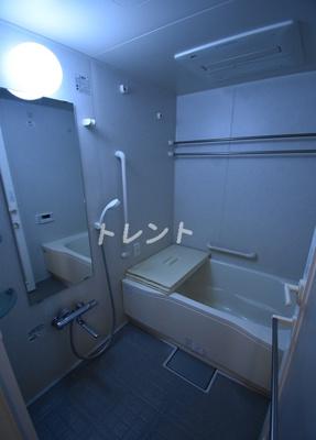 【浴室】豊洲シエルタワー