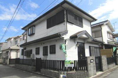 【外観】加古川市平荘町山角 中古戸建