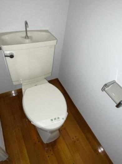 【トイレ】ラミアカーザ中野