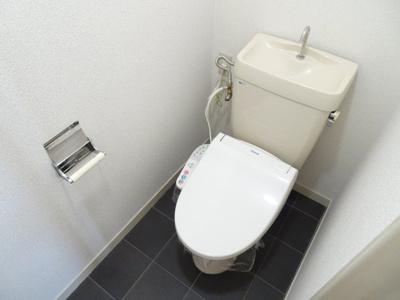 【トイレ】リバティはやの A