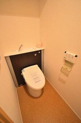 【トイレ】エスポワール豊