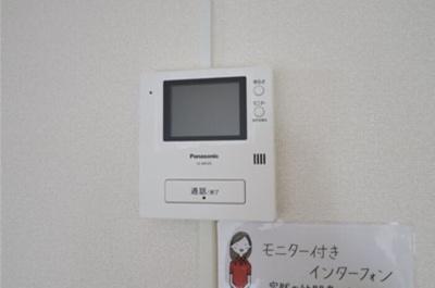 【セキュリティ】プラムマンション