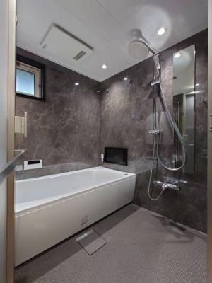 【浴室】【新築】ヒルズレジデンシャルD21