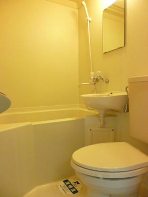 【浴室】スカイコート野方
