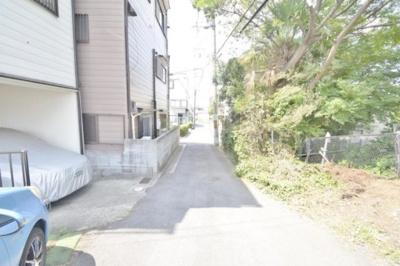 【庭】小山平屋