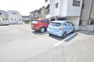 【駐車場】小山平屋
