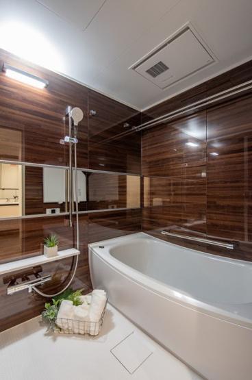 【浴室】【フルリノベ】三軒茶屋 三軒茶屋シティハウス 中古マンション