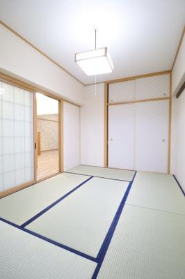 【寝室】山科団地A棟