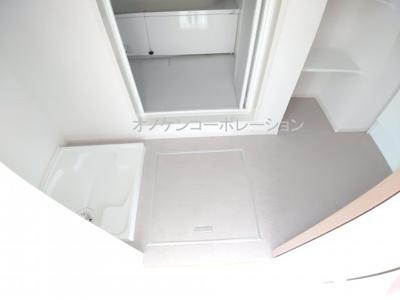 【浴室】メゾン・ド・レアージュ