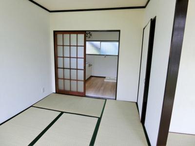 【和室】大木アパート