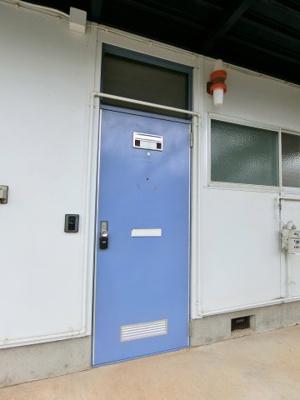 【玄関】大木アパート
