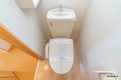 【トイレ】ガーデンハウス yu-u