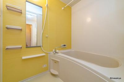 【浴室】ガーデンハウス yu-u