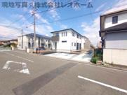 現地写真掲載 新築 高崎市中居町KF1-1 の画像