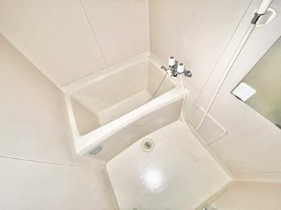 【浴室】リーアルマンション
