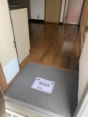 【玄関】パンダおおつ