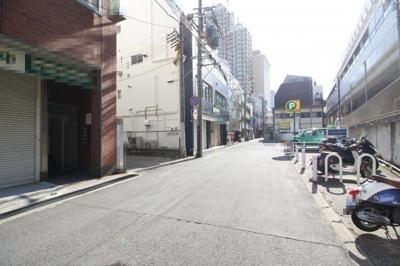 【周辺】新住吉ビル