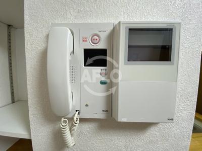 ノルデンタワー天神橋アネックス TV付モニターフォン