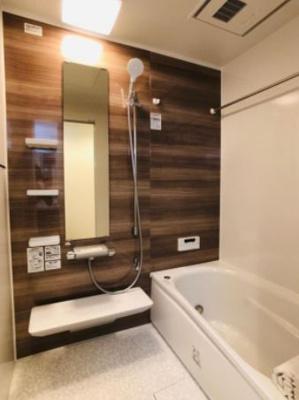 【浴室】メイツ城東深江橋グランレーヴ