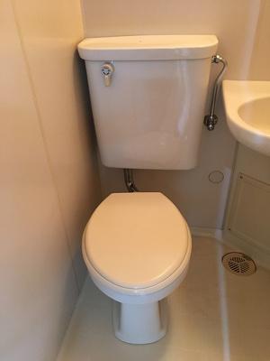 【トイレ】あるゾウパレス神明町