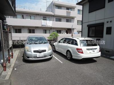 【駐車場】メゾン笛田