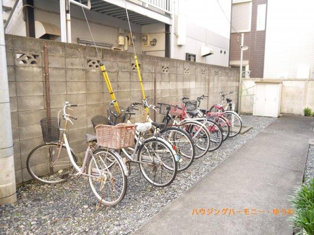 【駐輪場】三田池袋西コーポ