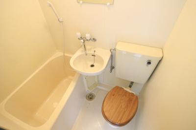 【浴室】サニーパレス神陵台