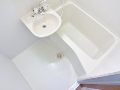 【浴室】サンパティーク広野