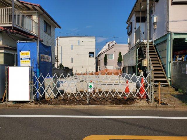 【外観】宮の坂徒歩2分!資産性と住み良い住居新築戸建!