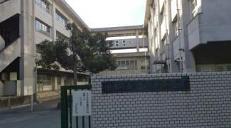 宇美町立宇美東中学校まで551mです。