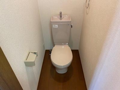 【トイレ】ハーモニー三宿