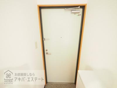 【玄関】ダイヤモンドレジデンス西神田