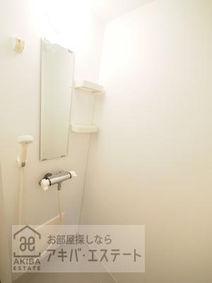 【シャワールーム】ダイヤモンドレジデンス西神田