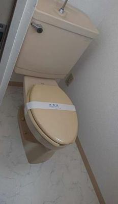 【トイレ】パレスTSK