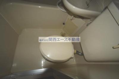 【トイレ】ラキアメゾン高井田