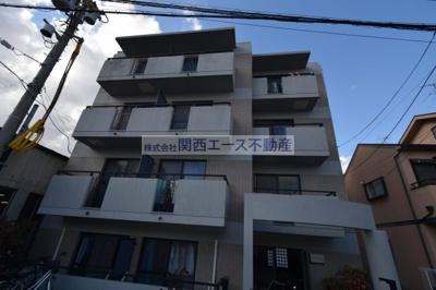 【外観】ラキアメゾン高井田