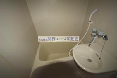 【浴室】ラキアメゾン高井田
