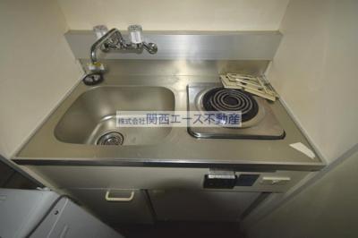 【キッチン】ラキアメゾン高井田