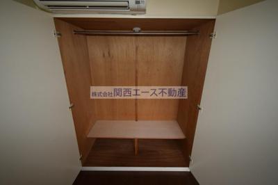 【収納】ラキアメゾン高井田