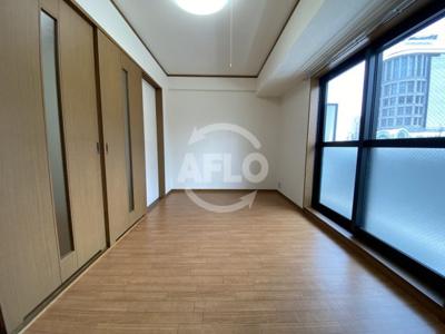 ノルデンタワー天神橋アネックス 寝室