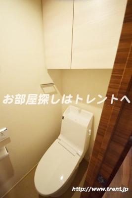 【トイレ】レーヴ半蔵門【REVE半蔵門】