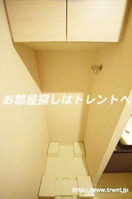 【洗面所】レーヴ半蔵門【REVE半蔵門】